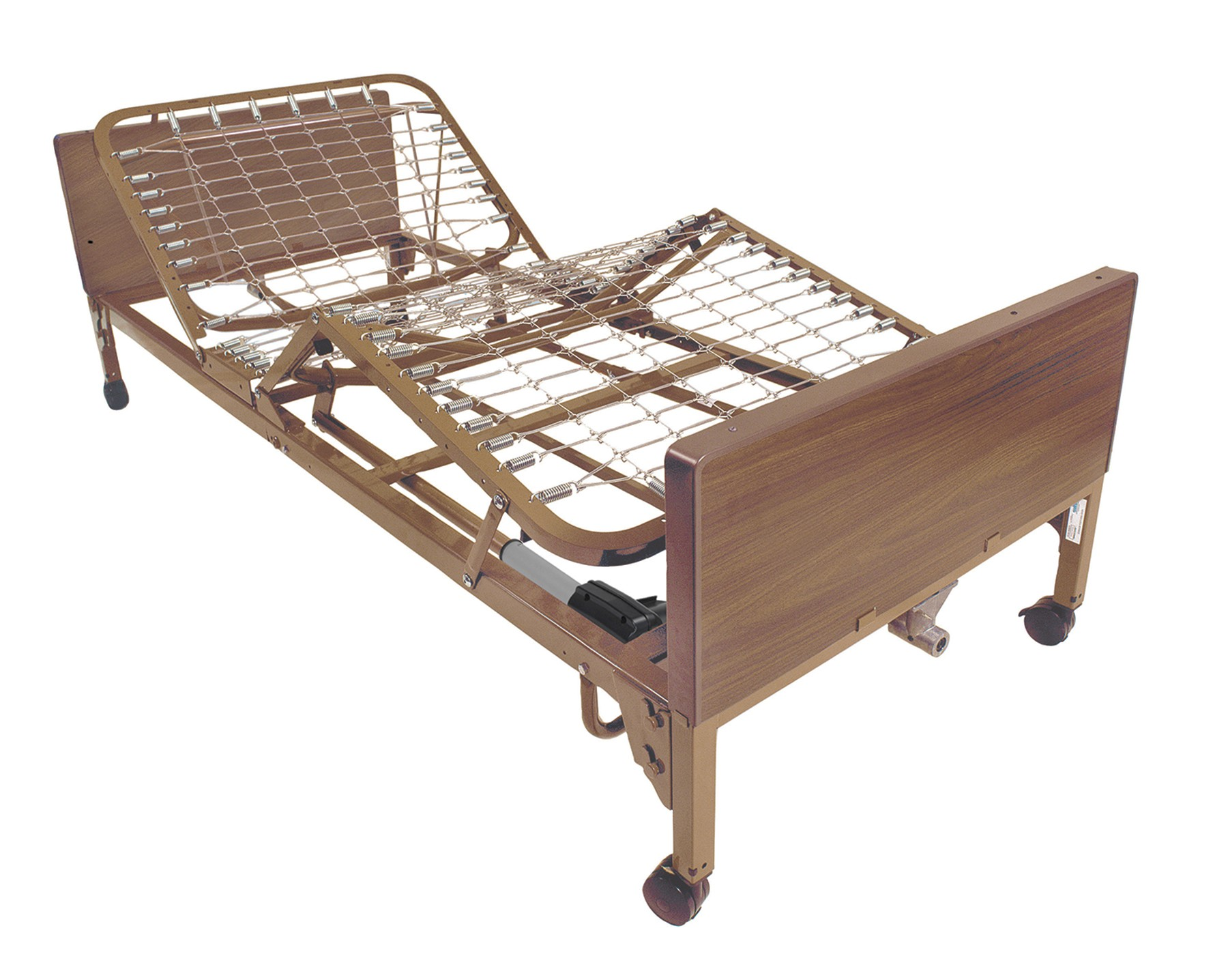 Houston tx affordable cost sale price electric hospital bariatric bed are motorized base foundation frame  drive medical hospital bed