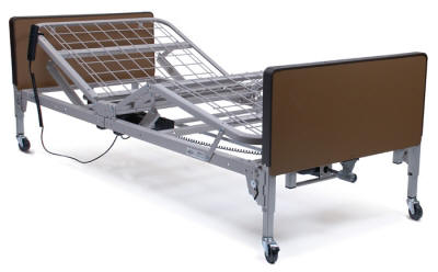 Patriot Graham Field 3-motor fully electric Houston tx affordable cost sale price electric hospital bariatric bed are motorized base foundation frame  HospitalBed High Low medical mattress