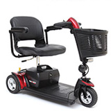 pridemobility.com gogo sport mobility electric 3-wheel Houston tx affordable cost sale price electric hospital bariatric bed are motorized base foundation frame  four wheeled heavy duty scooter